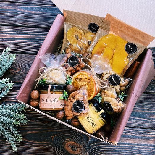Подарочный набор «Orange box»