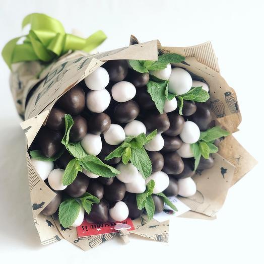 Два шоколада: букеты цветов на заказ Flowwow