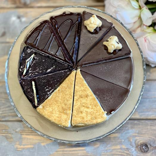 Торт «Классическое ассорти»