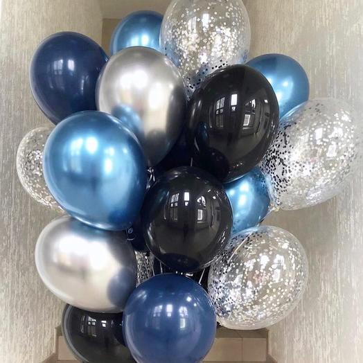 21 helium balloon