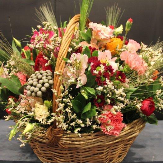 Колоски жизни: букеты цветов на заказ Flowwow