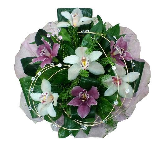 Роскошная особа: букеты цветов на заказ Flowwow