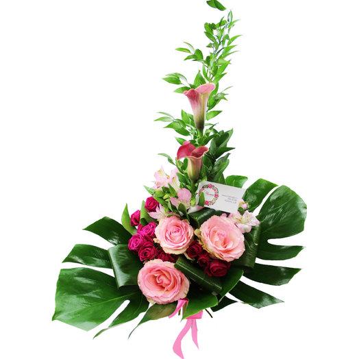 Букет Богема: букеты цветов на заказ Flowwow