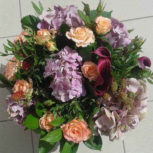 Bouquet 200