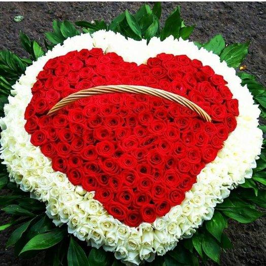 Ароматное сердце