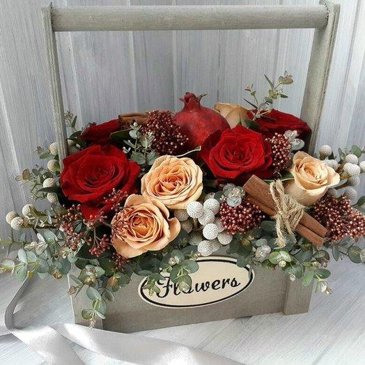 Млечный путь: букеты цветов на заказ Flowwow