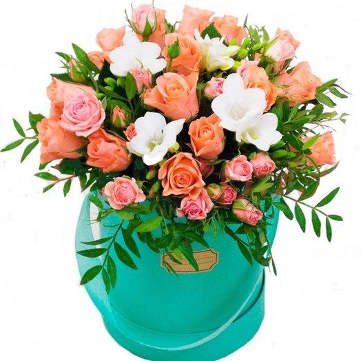 Букет № 81 Мартэ: букеты цветов на заказ Flowwow