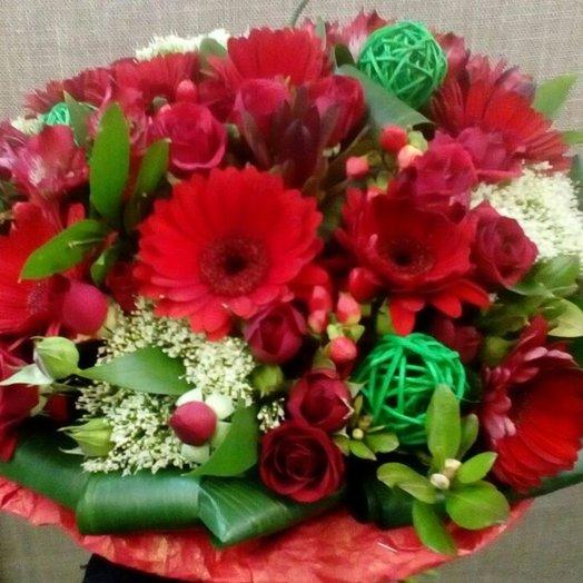Красна: букеты цветов на заказ Flowwow