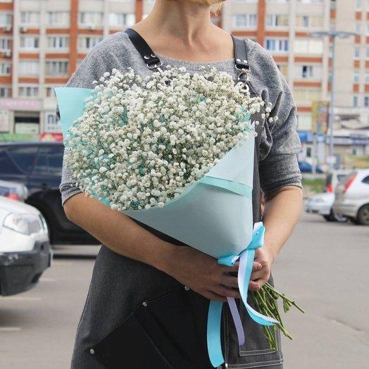 15 гипсофил: букеты цветов на заказ Flowwow