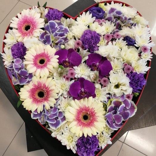 На сердце весна: букеты цветов на заказ Flowwow