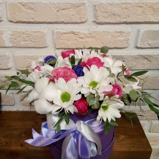 Сиреневая тайна: букеты цветов на заказ Flowwow