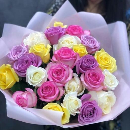 Отличное настроение: букеты цветов на заказ Flowwow