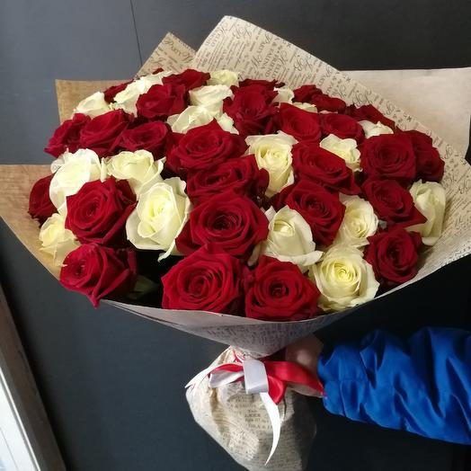 Букет демино: букеты цветов на заказ Flowwow