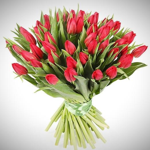"""""""RED 1"""": букеты цветов на заказ Flowwow"""