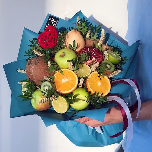 Fruit 4: букеты цветов на заказ Flowwow