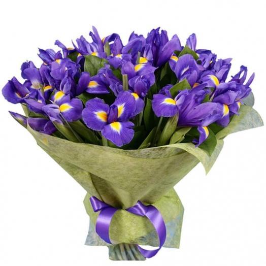 Букет Фиолетовое настроение