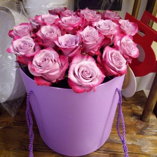 Деперпл: букеты цветов на заказ Flowwow
