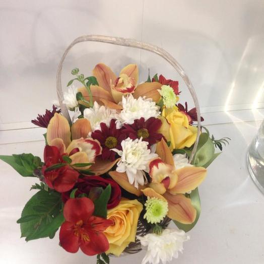 «Любовь и верность»: букеты цветов на заказ Flowwow