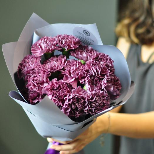 Диантус Экстаз: букеты цветов на заказ Flowwow