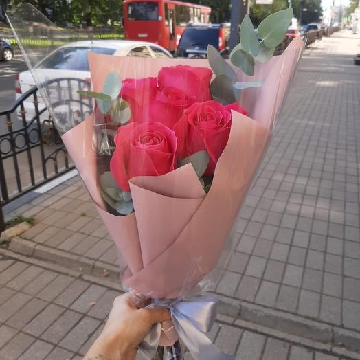 "Букет ""Милолика"": букеты цветов на заказ Flowwow"