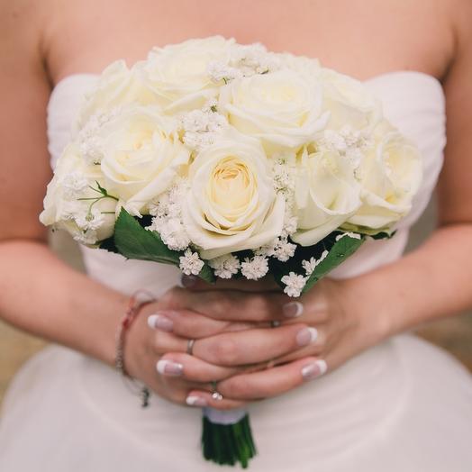 """Букет Невесты """"Анжелика: букеты цветов на заказ Flowwow"""