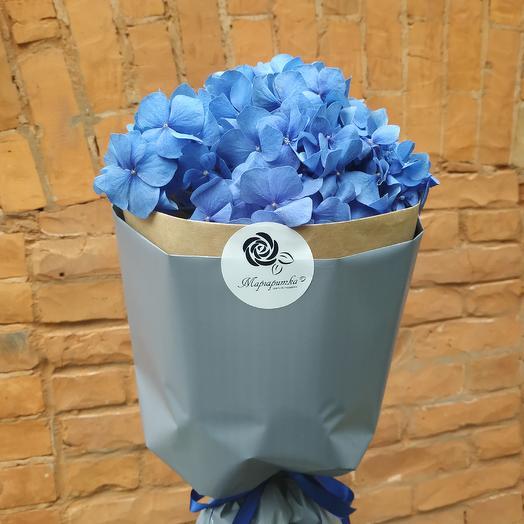 Голубой мотылек: букеты цветов на заказ Flowwow