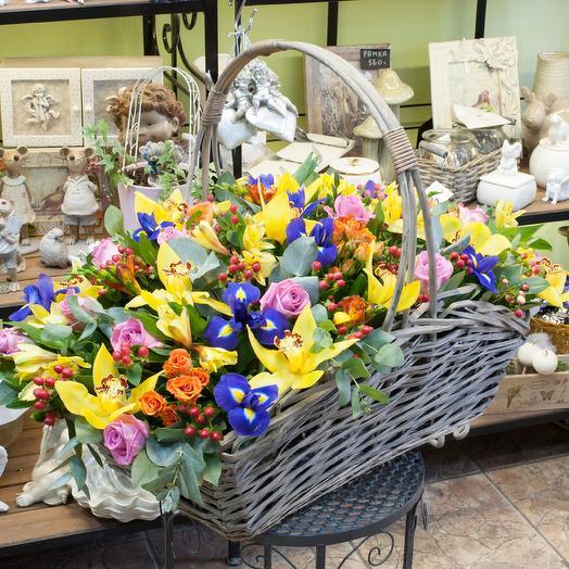 Оптом московская, цветы в майами купить