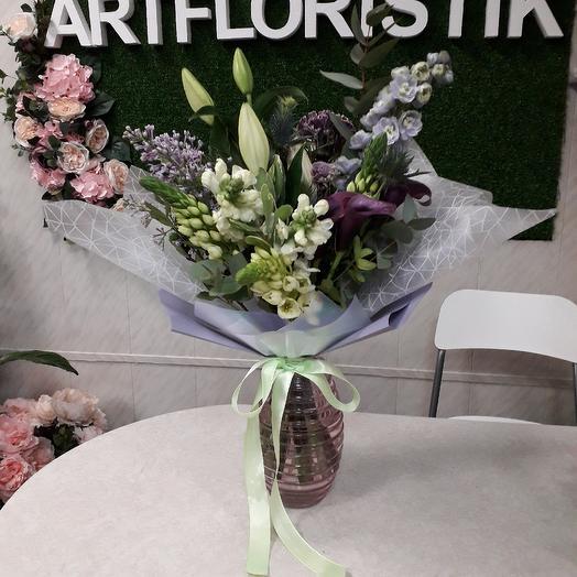 Мысли о весне: букеты цветов на заказ Flowwow