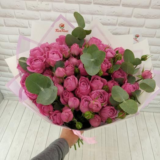 Мисти баблс м: букеты цветов на заказ Flowwow