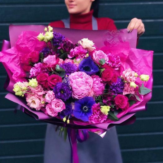 Арлетт: букеты цветов на заказ Flowwow