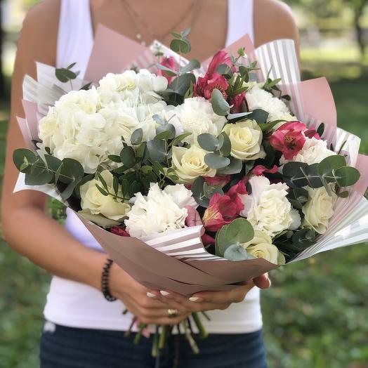 Мороз и Солнце️: букеты цветов на заказ Flowwow