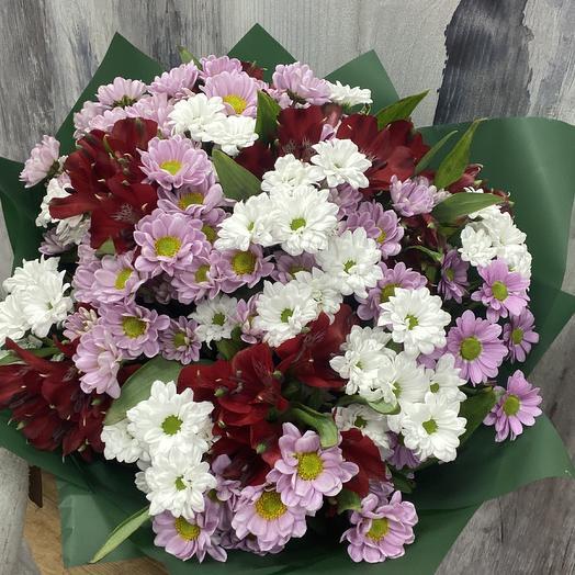 Полевой большой: букеты цветов на заказ Flowwow