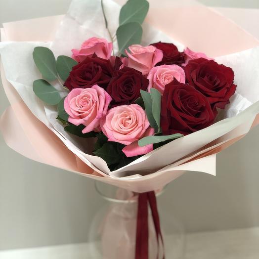 Верена: букеты цветов на заказ Flowwow