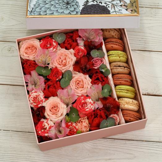 Daisy box: букеты цветов на заказ Flowwow
