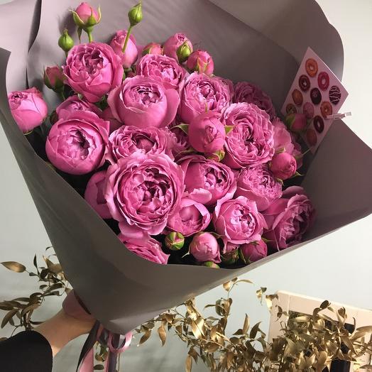 Miss you: букеты цветов на заказ Flowwow