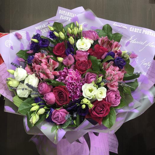 Цветочный рай 65