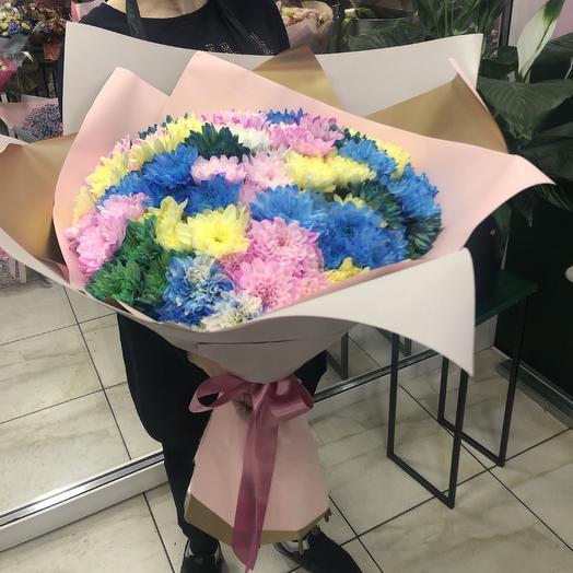 Букет наслаждение: букеты цветов на заказ Flowwow