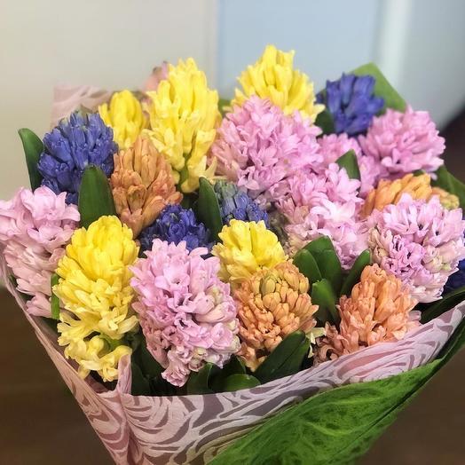 Букет краски лета: букеты цветов на заказ Flowwow