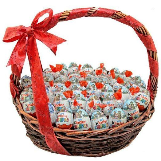 Kinder Surprise Medium 35pc