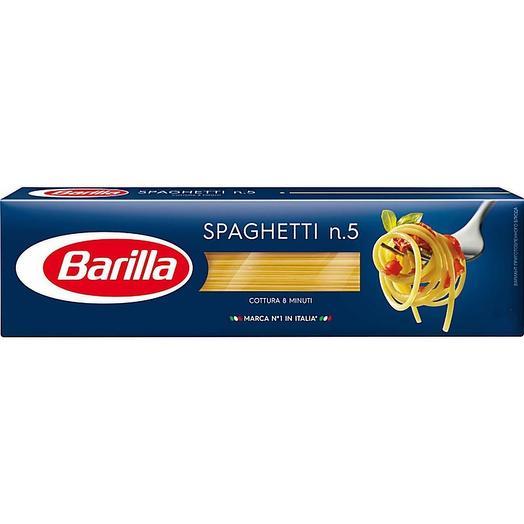 Макаронные изделия Barilla Spaghetti 5  500 гр
