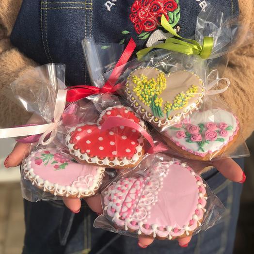 Валентинки сладкие