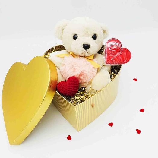 Подарок ребенку 3-7 лет на 14 февраля