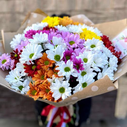 WOW chamomile bouquet
