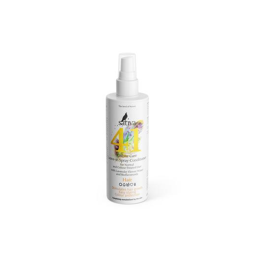 Спрей-кондиционер для волос восстановление и защита цвета  41, Sativa