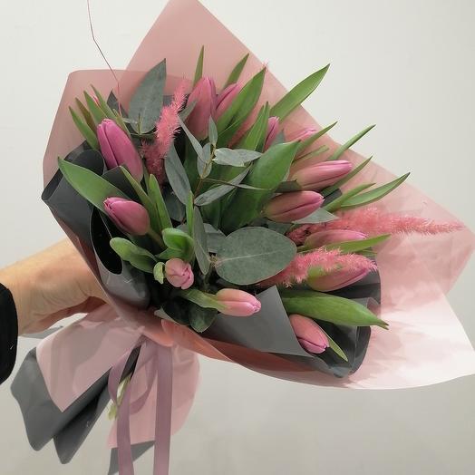 Тюльпан pink🌸