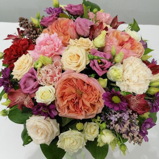 "Цветы в коробке"" Чаровница"" ️"
