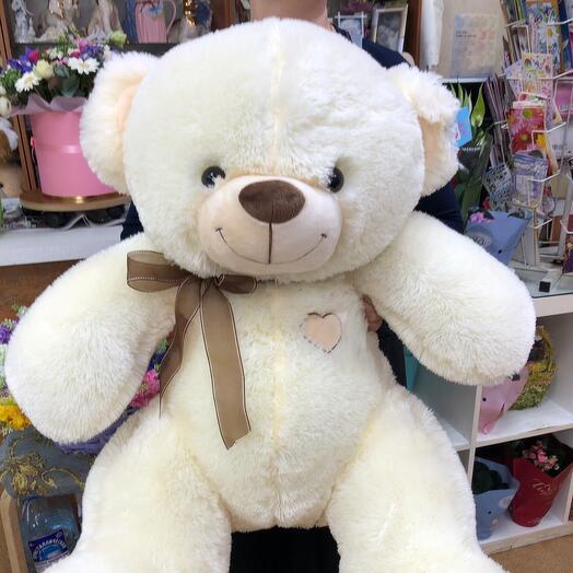 Медведь «I love you 1