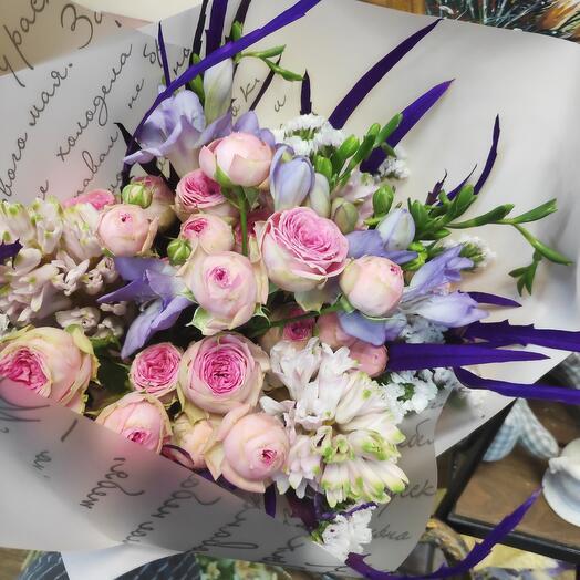 Букет цветов Alion