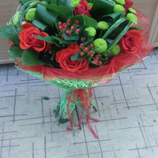Тебе: букеты цветов на заказ Flowwow