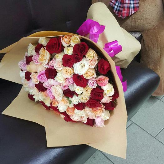 Бали: букеты цветов на заказ Flowwow
